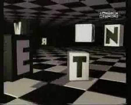 Cartoon Network/TNT 9pm Handover 1998.