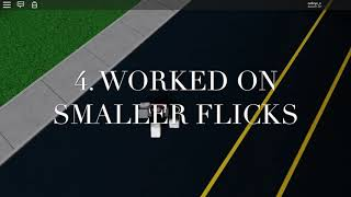 How I learned to ladder flick - ROBLOX