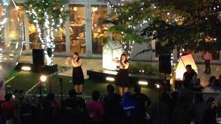 2018年11月25日(日)19:10~ イオンモール倉敷 専門店1階屋外ワクワク...