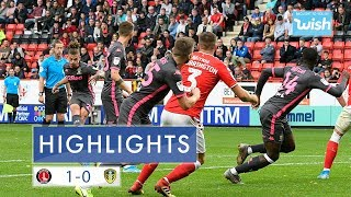 Highlights | Charlton 1-0 Leeds United | 2019/20 EFL Championship