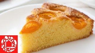 Попробуйте, и Вы Обалдеете как это Вкусно! 😋🍰💪 Нежнейший Абрикосовый пирог