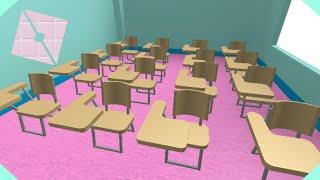 How to make Classroom p1 | Roblox Studio