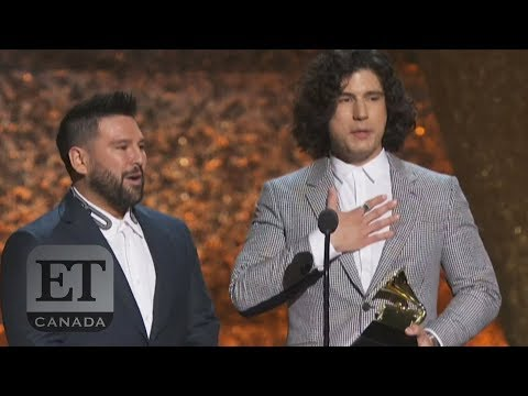 Dan + Shay Beat 'Meant To Be' At Grammys Mp3