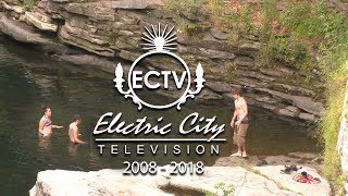 ECTV 2008 - 2018 Nay Aug Park, a look back.