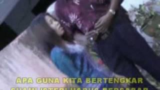 """""""SEDANGKAN LIDAH LAGI TERGIGIT"""" lagu P.Ramlee karaoke nyanyian Bob Rahman & Bakti Bujang"""