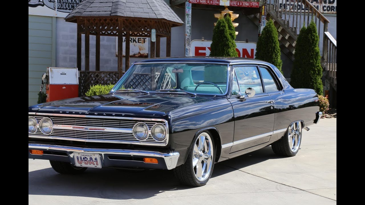 1965 Chevrolet Chevelle 300 Deluxe | Classic Cars & Muscle Cars For