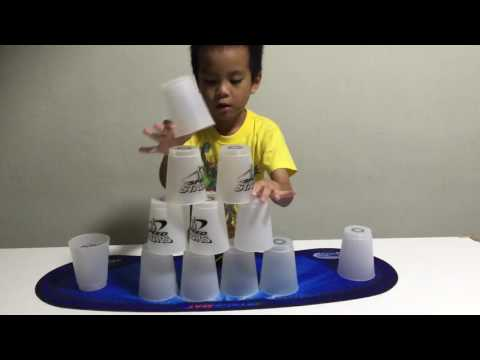 Sport Cup Stacking