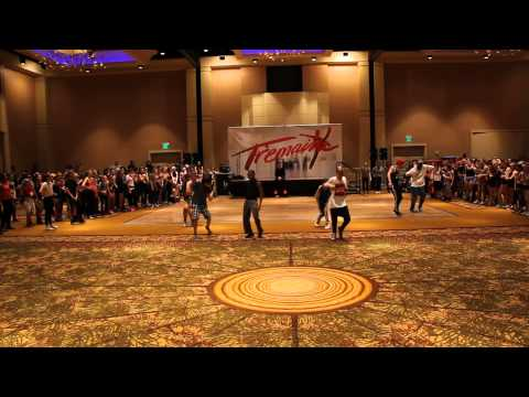 Tremaine Dance Convention with Tony Bellissimo  December 6, 2014