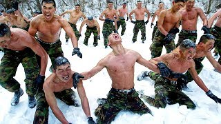 5 Addestramenti Militari Brutali che solo l'1% Riesce a Fare