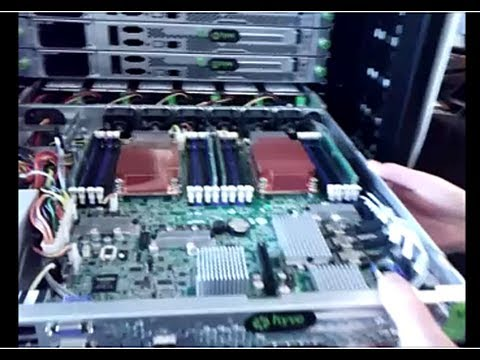 New OCP Servers & Storage from Hyve Solutions