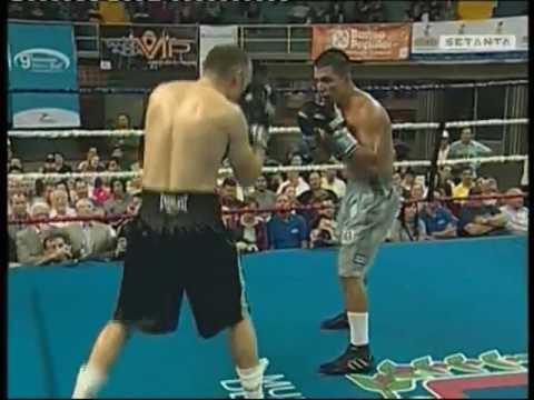 Brian Magee vs. Jaime Barboza - BOXING