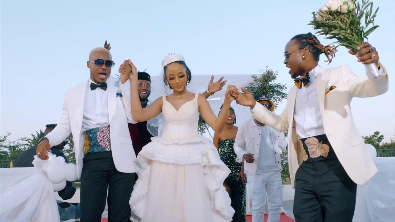 Download Barnaba Feat Alikiba - Cheketua (Official Video) Sms Skiza 7917925 to 811