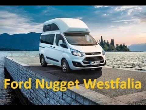new ford nugget 2014 camper westfalia youtube. Black Bedroom Furniture Sets. Home Design Ideas