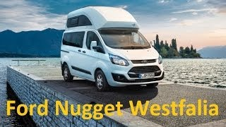 New Ford Nugget 2014. Camper Westfalia .