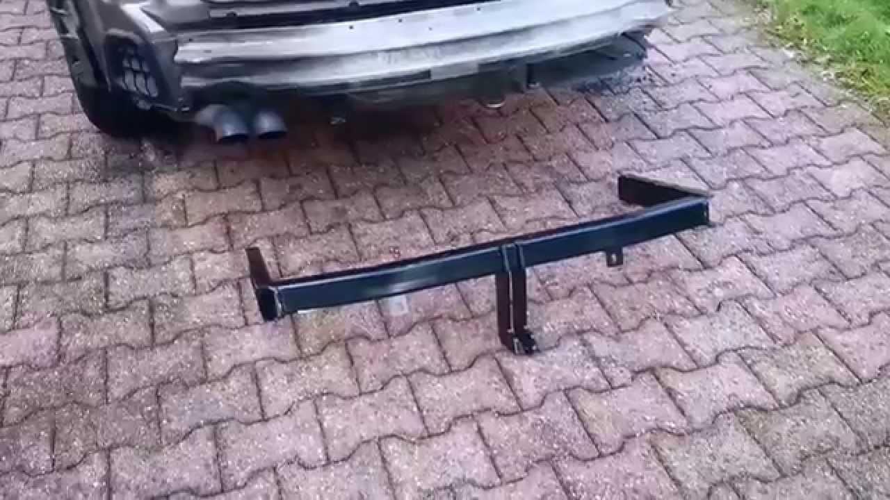 Tuto Pose Attelage Sur Audi Avant A4 B7 2006 Youtube A3 Wiring Diagram