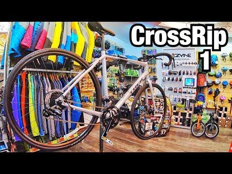 TREK CROSSRIP 1 2019! Туринг, гравел, сити, циклокросс... ДА ЧТО ЖЕ ТЫ ТАКОЕ?!
