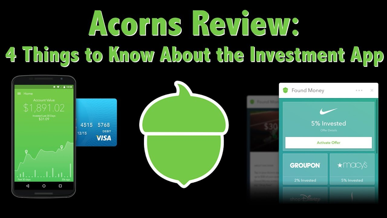Acorns aggressive investment daily percentage biographie de roderic jefferies investment