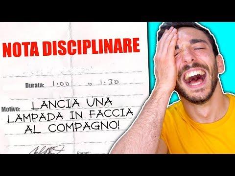 LE 20 NOTE SCOLASTICHE PIÙ DIVERTENTI DI SEMPRE!