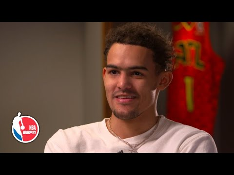 Trae Young addresses constant Luka Doncic questions, his viral tweet and those deep 3s | The Jump