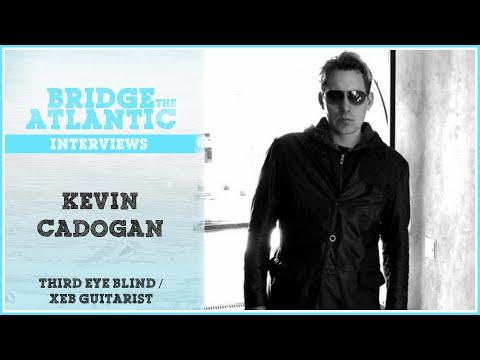 Kevin Cadogan (Third Eye Blind): Music Publishing & Copyright Advice | INTERVIEWS (2017)