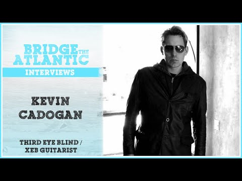 Kevin Cadogan: Music Publishing & Copyright Advice | Guitarist (Third Eye Blind) | Interview
