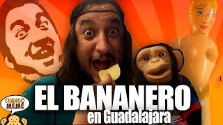 Video EL BANANERO EN MEXICO - Chango Memé download MP3, 3GP, MP4, WEBM, AVI, FLV Oktober 2018
