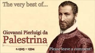 Palestrina Choral Music   Beautiful  Choral