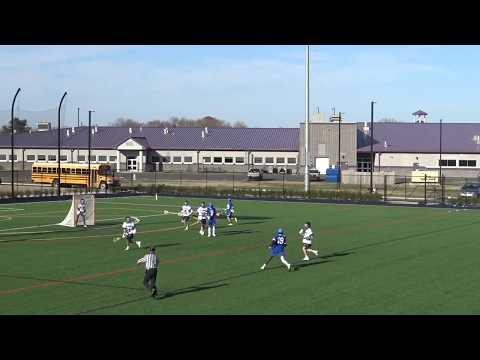 Sussex Academy Lacrosse 2019 vs Woodbridge (10-9)