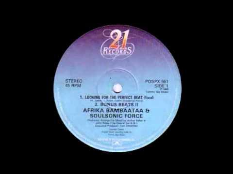 Afrika Bambaataa - Looking For The Perfect Beat  [Instrumental]