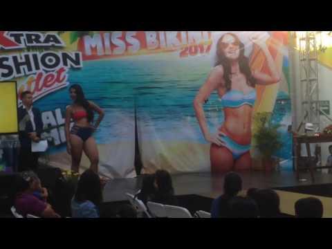 Beatriz Canales 3ra Pasarela (Xtra Fashion Outlet Mall Premier - Miss Bikini 2017)