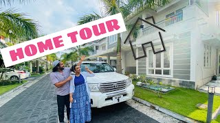 OUR HOME TOUR 🏡 🔥🔥|| MOST REQUESTED ||ASHNA&SALEEL|| EPISODE 201