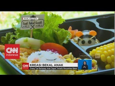 Kreasi Bekal Makanan Untuk Anak Youtube