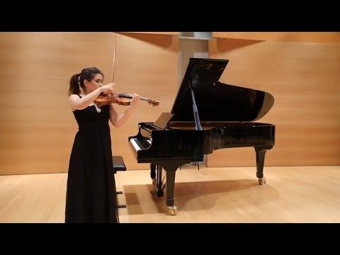 Paganini Caprice 23 - Julia Turnovsky