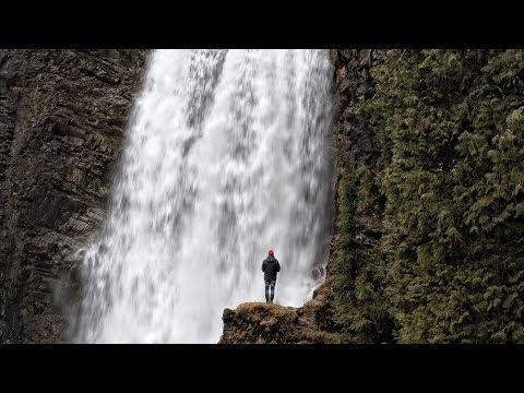 Vlog:011 Halfway Hotsprings And Wilson Creek Falls - West Kootenay Sidetrip