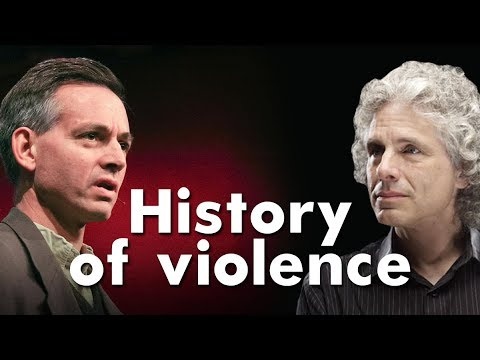 Robert Wright & Steven Pinker - Better Angels of Our Nature