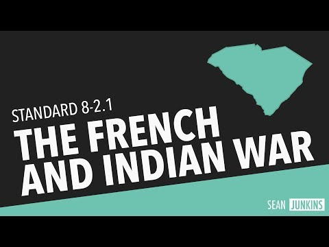 French and Indian War (8-2.1)