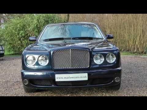 Bentley Arnage T Black Label Youtube
