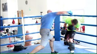 Youtuber vs. Kickbox Europameister