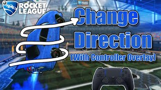 How to Change Direction with Air Roll Left (with Controller Overlay)
