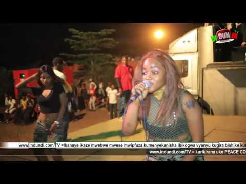 #INDUNDI TV News#ASHLEY DIVA Live Performance Burundi 24th september 2016