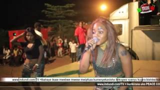 #INDUNDI TV News#ASHLEY DIVA Live Performance Burundi 24th september 2016