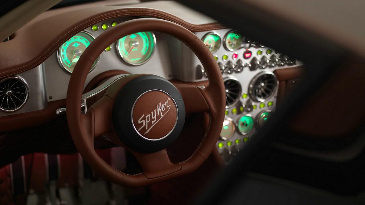 2018 Spyker C8 Preliator powered by Koenigsegg - YouTube