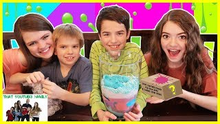 Fan Slime Smoothie! / That YouTub3 Family