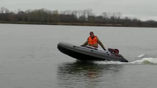 новая лодка X RIVER GRACE 320