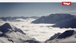 Skiurlaub in Ischgl in Tirol, Österreich