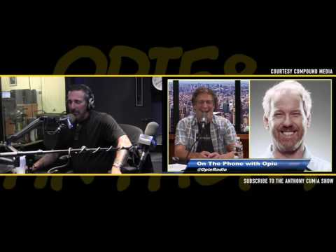 Opie & Anthony Reunion: Opie & Anthony talk live on air after 2 years (10/05/16)