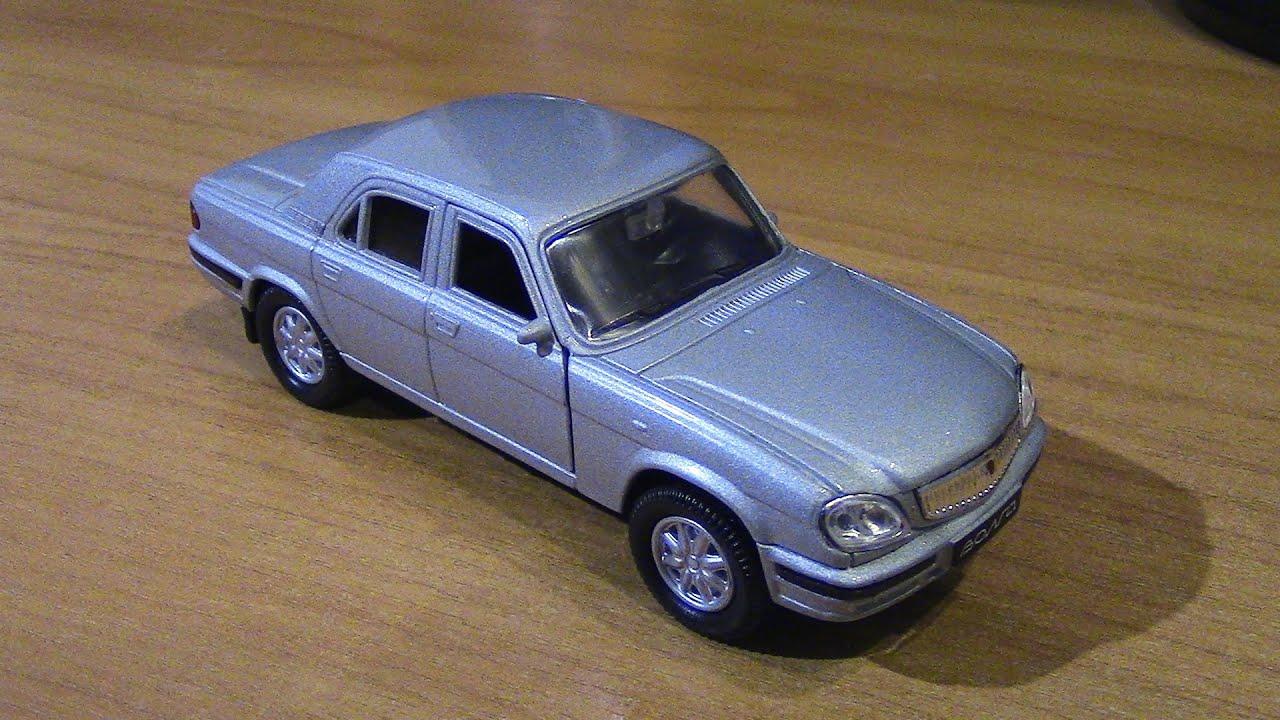 Масштабная модель welly 22427