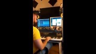 Brain Drill - Studio Session - Synth