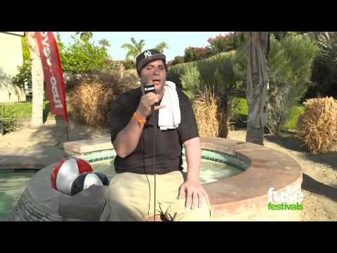 Pretty Lights on Skrillex & Nas Collabs - Coachella 2013