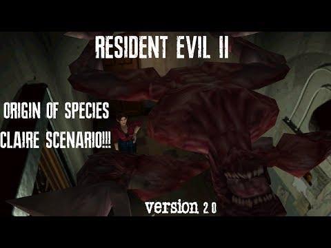 Resident Evil 2: Origin Of Species V2.0.1 MOD - Now With Running Mr X!